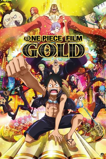 Watch One Piece Film: GOLD
