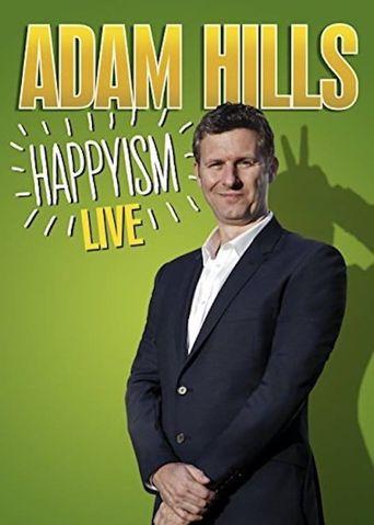 Adam Hills: Happyism Live Poster