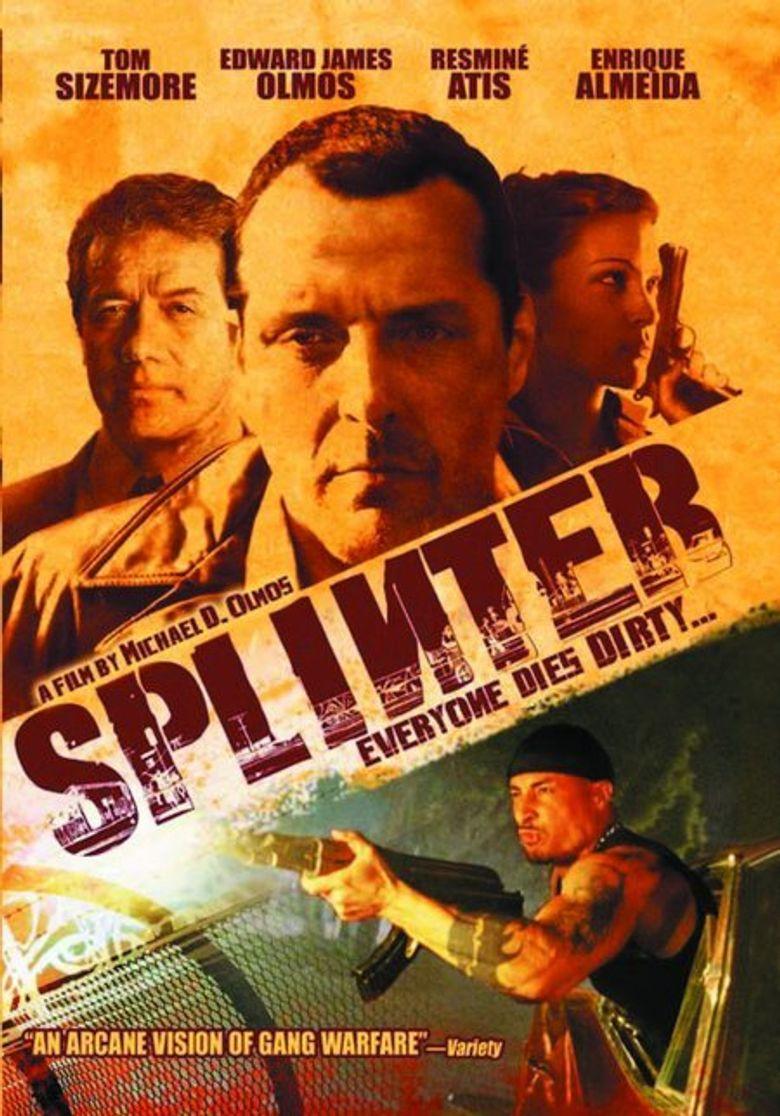 Splinter Poster