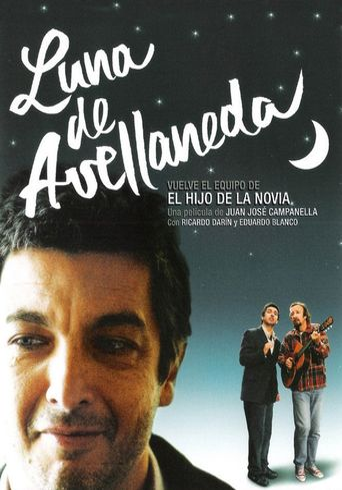 Luna de Avellaneda Poster