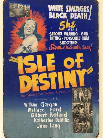 Isle Of Destiny Poster