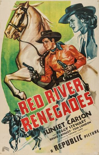 Red River Renegades Poster