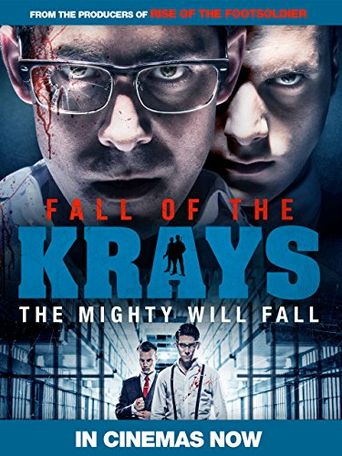 The Fall of the Krays Poster