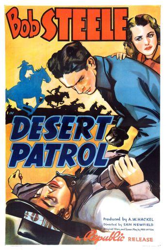 Desert Patrol Poster