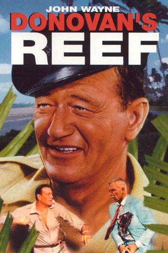 Donovan's Reef Poster
