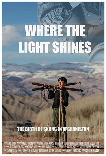 Where the Light Shines Poster