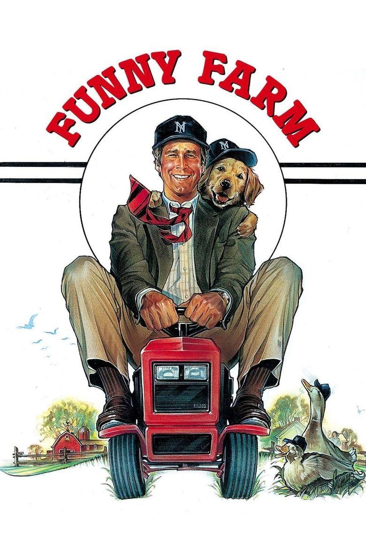Funny Farm Poster