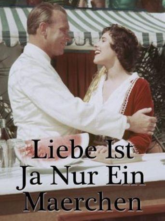 Liebe ist ja nur ein Märchen Poster