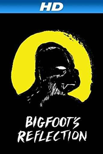 Bigfoot's Reflection Poster