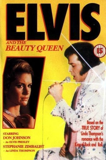 Elvis and the Beauty Queen Poster
