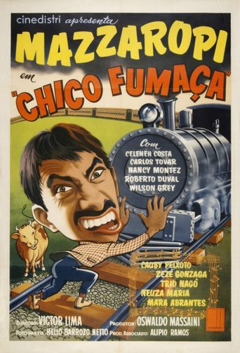 Chico Fumaça Poster
