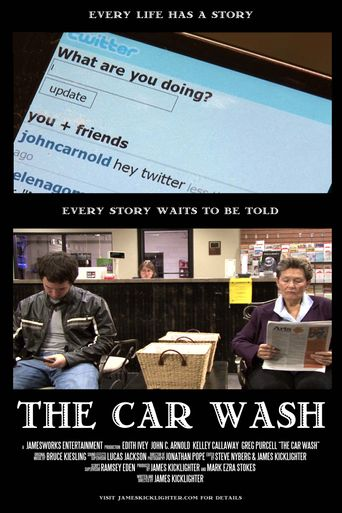 The Car Wash Poster