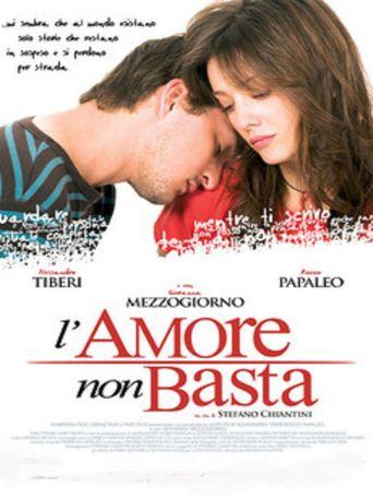L'amore non basta Poster