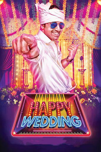 Happy Wedding Poster