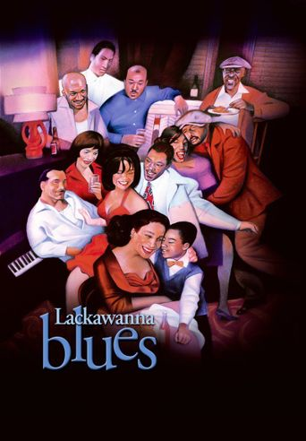 Lackawanna Blues Poster