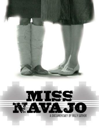Miss Navajo Poster