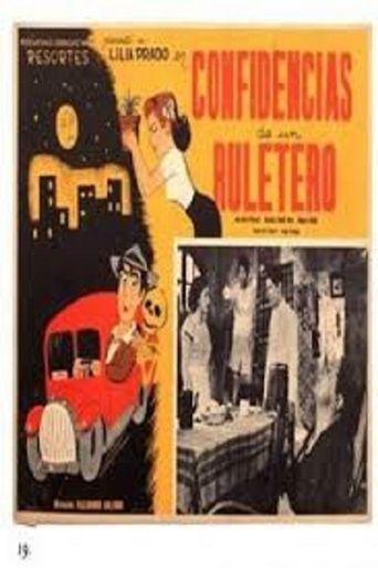 Confidencias de un ruletero Poster