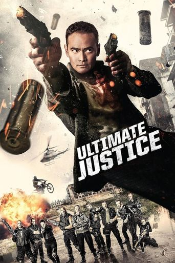 Ultimate Justice Poster