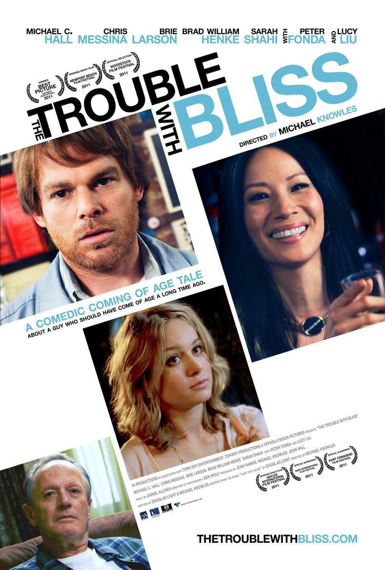 The Trouble with Bliss Poster