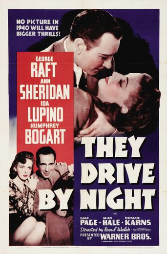Watch They Drive by Night