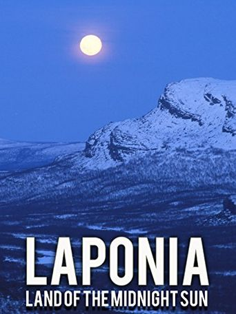 Laponia: Land of the Midnight Sun Poster
