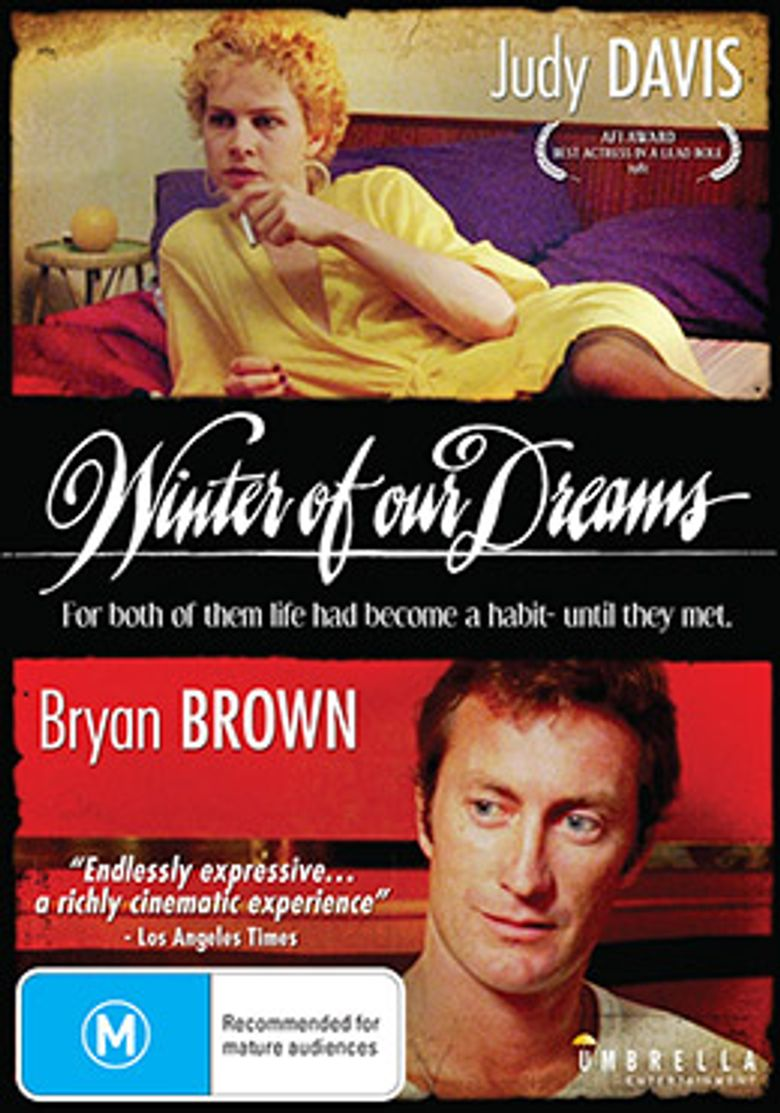 Winter of Our Dreams Poster