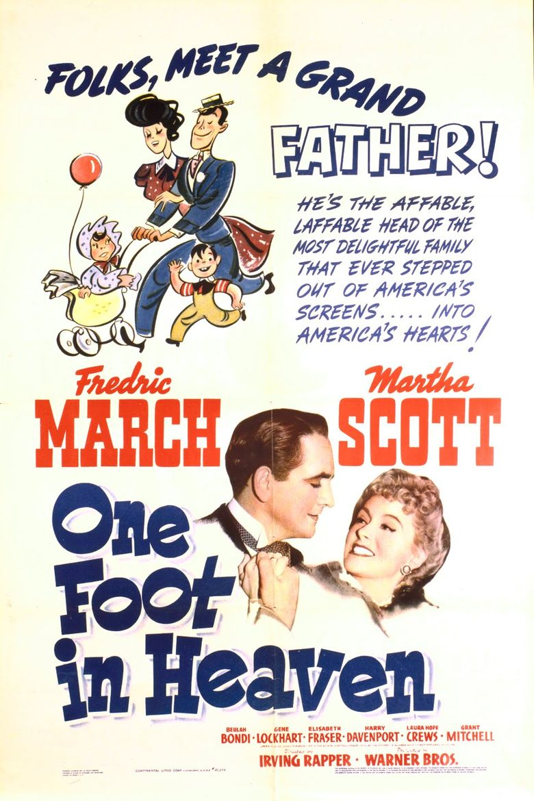 One Foot in Heaven Poster