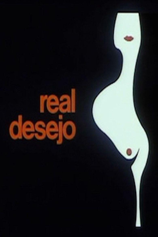 Real Desejo Poster