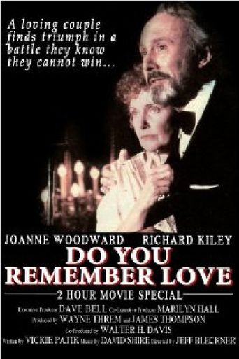 Do You Remember Love Poster