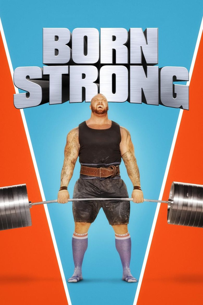 Born Strong Poster