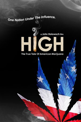 High The True Tale of American Marijuana Poster