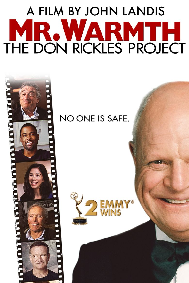 Mr. Warmth: The Don Rickles Project Poster