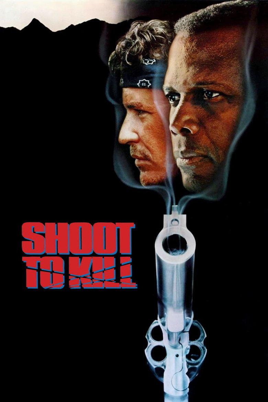 Shoot to Kill Poster
