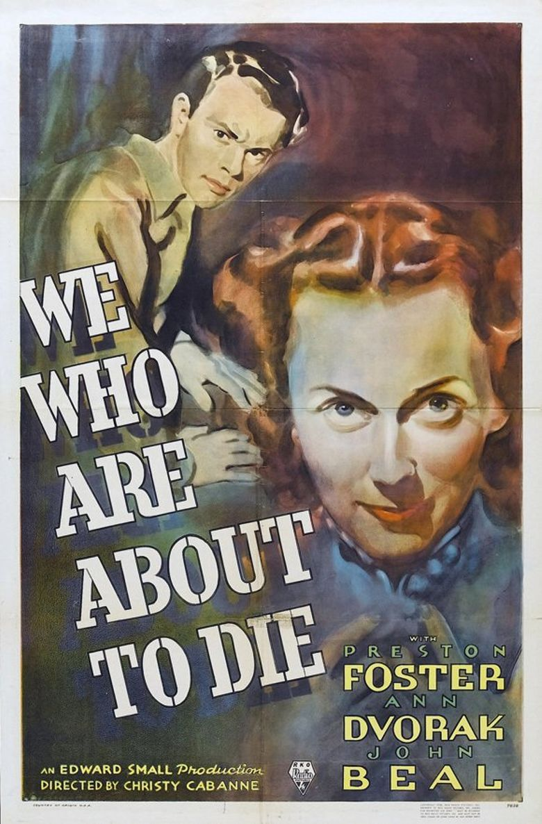 We Who Are About to Die Poster