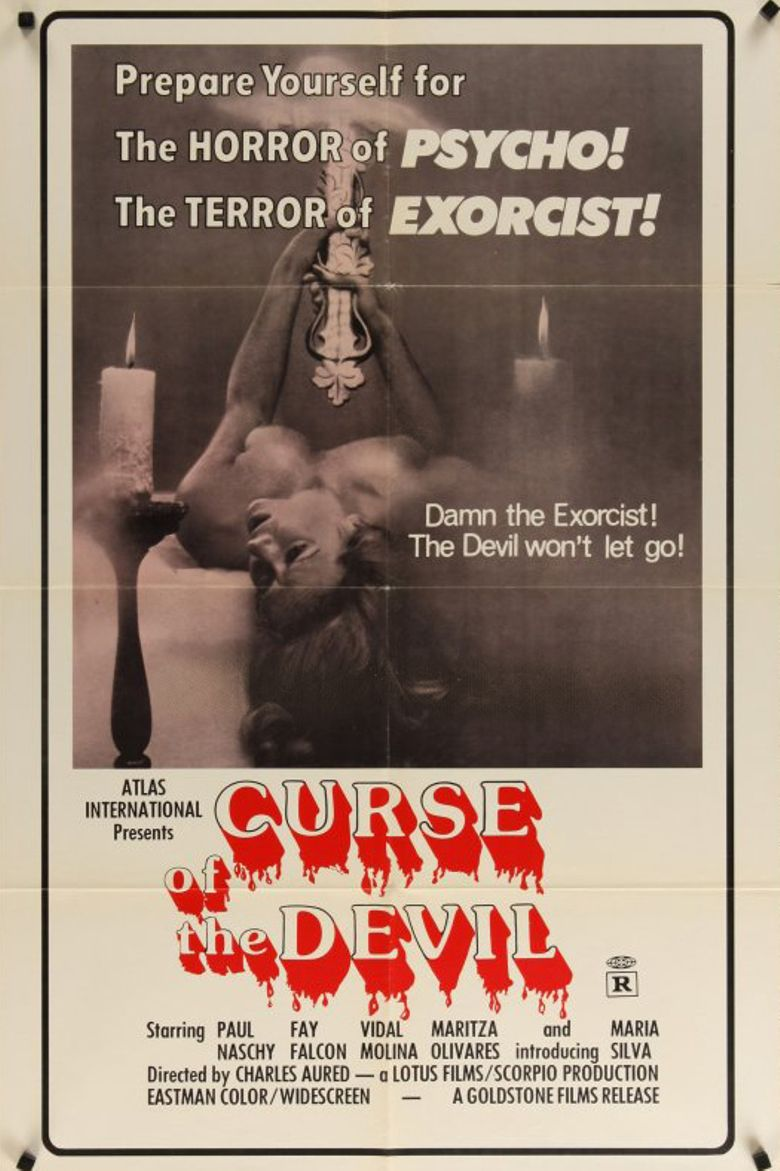 Curse of the Devil Poster