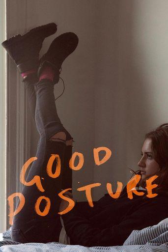 Good Posture Poster
