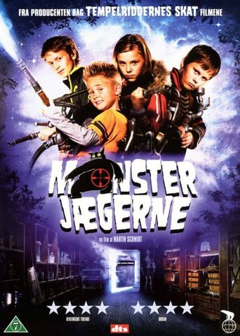 Monster Busters Poster