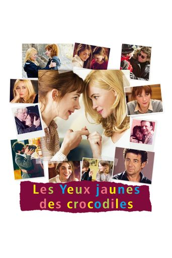 The Yellow Eyes of Crocodiles Poster