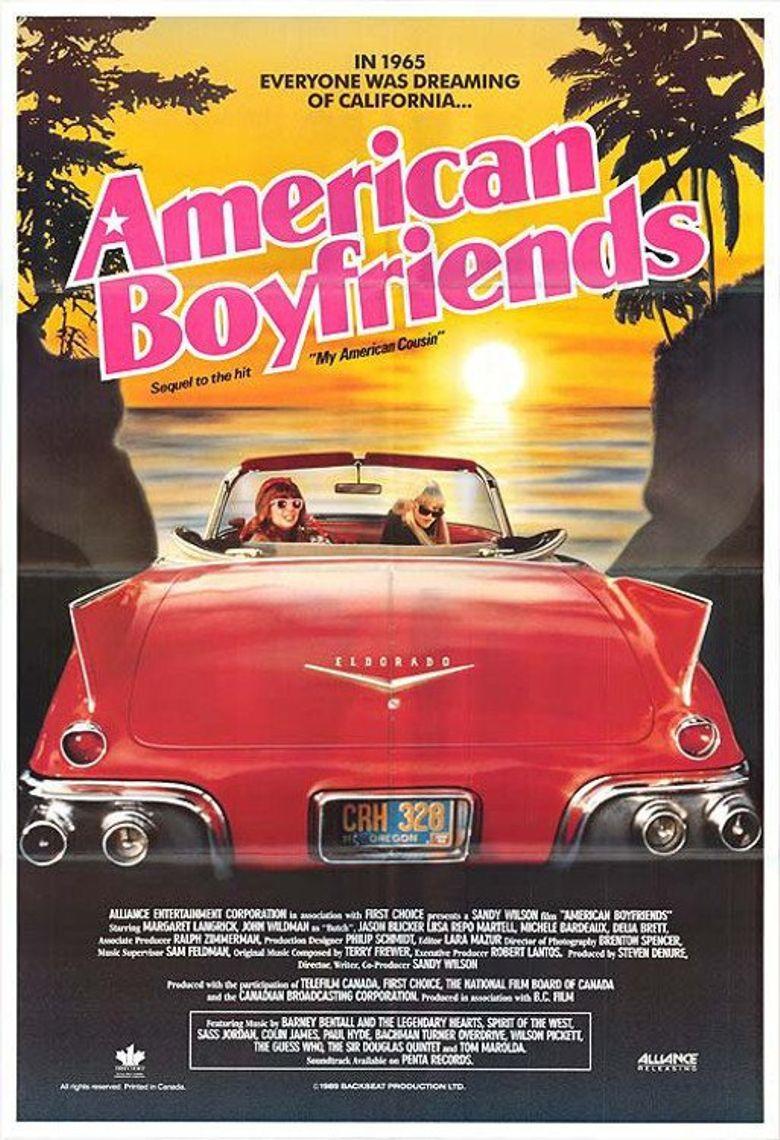 American Boyfriends Poster