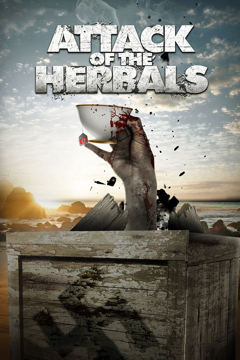 Attack of the Herbals Poster
