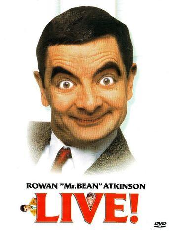 Rowan Atkinson: Not Just a Pretty Face Poster