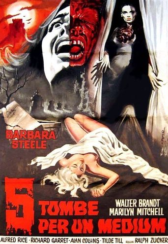 Terror-Creatures from the Grave Poster