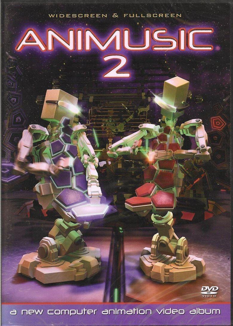 Animusic 2 Poster