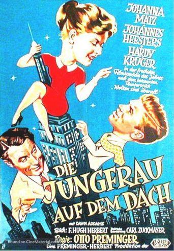 Die Jungfrau auf dem Dach Poster