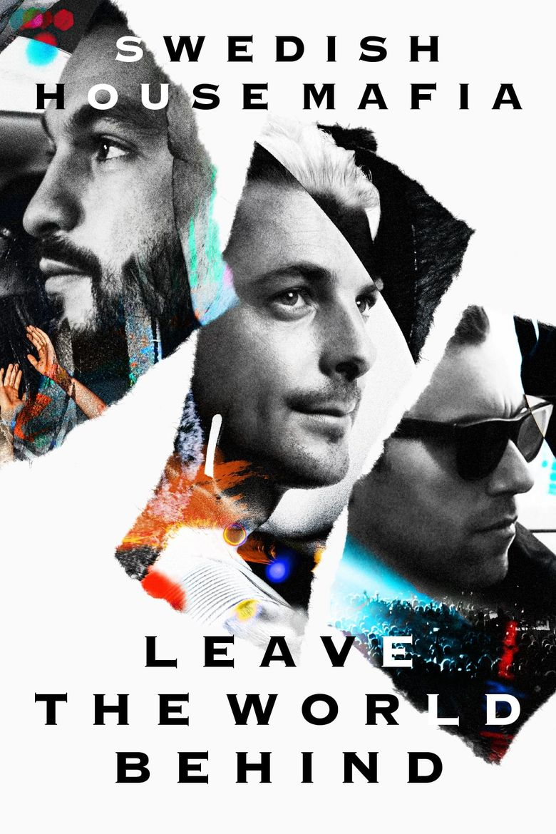 Leave the World Behind Poster