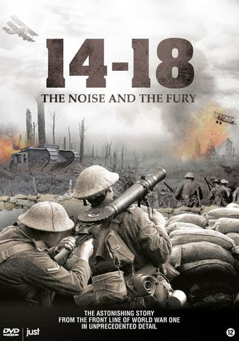 14-18: The Noise & the Fury Poster
