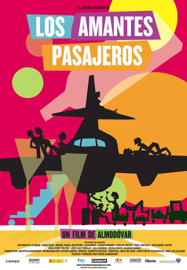 I'm So Excited! Poster