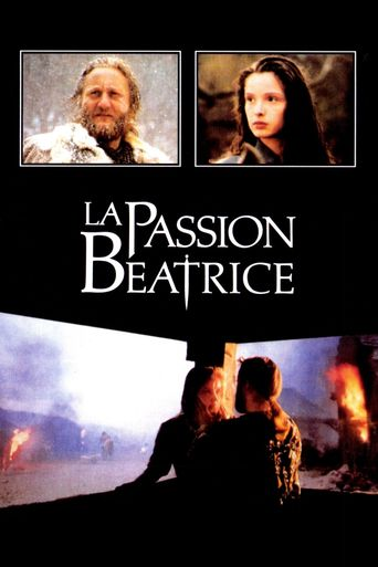 The Passion of Beatrice Poster