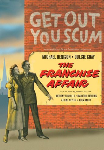 The Franchise Affair Poster