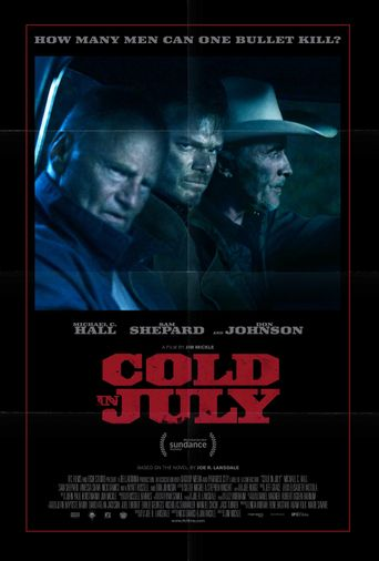 Watch Cold in July